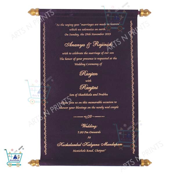 marriage card pictures
