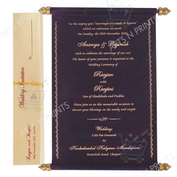 marriage card images