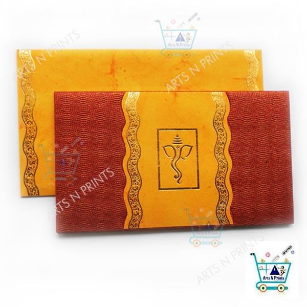 hindu marriage card designs